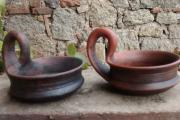 repliche ceramiche etrusche Populonia sec. VIII-VII