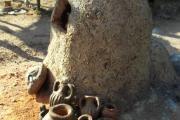 plastico fornace ceramica sannita S.Biagio Saracinisco