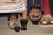corredo tomba etrusca