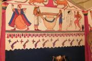 Tomba etrusca dipinta
