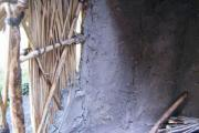 plastico capanna preistorica